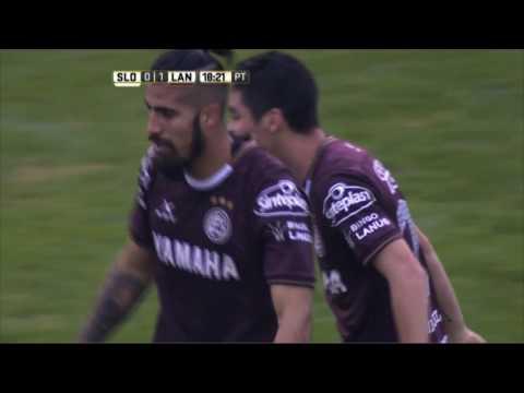 Gol de Benítez. San Lorenzo 0 – Lanús 1. Final. Primera División 2016.