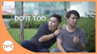 Video Why Can't Guys Do It Too? MP3, 3GP, MP4, WEBM, AVI, FLV September 2018