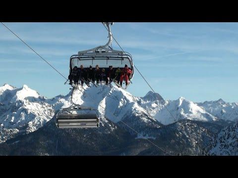 Almenwelt Lofer - Skigebiet Lofer/Loferer Alm - ©Skiresort.de