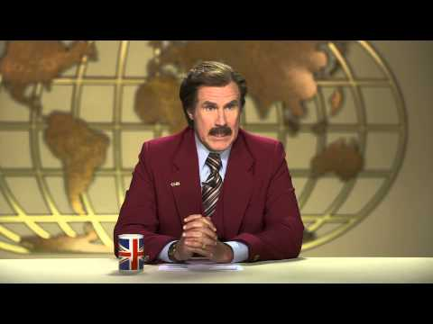 Anchorman: The Legend Continues (Viral Video 'Dr. Who')