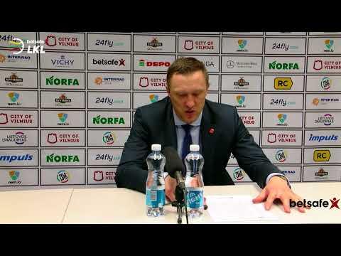 """""""Betsafe–LKL"""" rungtynių komentarai: """"Lietuvos rytas"""" - """"Juventus"""" [2018-04-10]"""