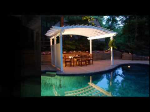 Pergolas by Backyard America