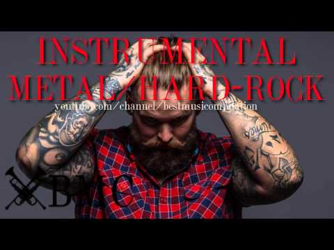 Heavy Metal Hard Rock Music Instrumental Compilation