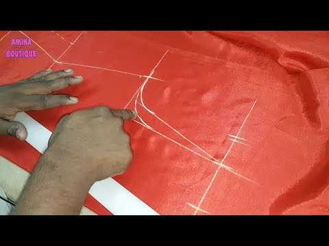 Simple Kameez Cutting With Important Tips