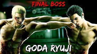 Ryu Ga Gotoku Kiwami 2 - Boss Battles: 15 - Goda Ryuji (LEGEND)