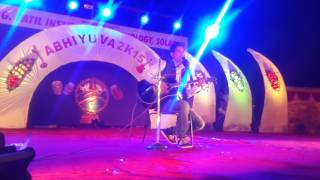 Guitar Performance  By Sujit Maske