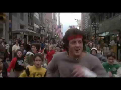 Mensagem à Democracia, Derrote o Bolsonaro!  Sylvester Stallone  Rocky 2!