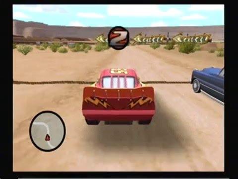 cars gamecube part 1