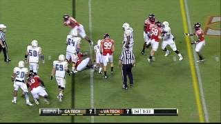 Kyle Fuller vs Georgia Tech (2012)