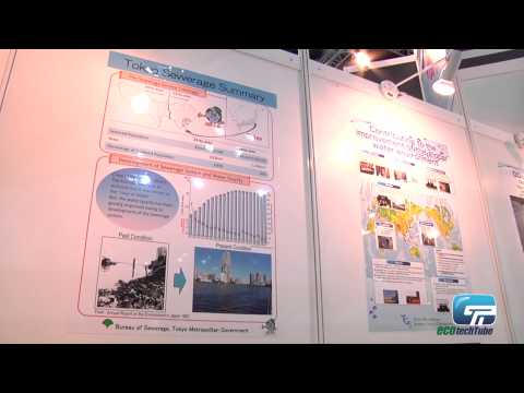 Tokyo Metropolitan Government, Bureau of Sewerage : Sewerage System and Water Quality