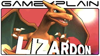 Mega Charizard X, Charizard's final smash, is 30 fps