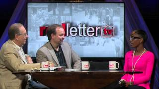 Author Interview on Red Letter TV