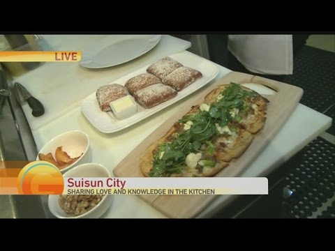 Local Chef Cooks Suisun