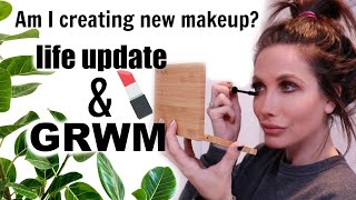 LIFE UPDATE & GRWM by Channon Rose