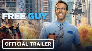 Free Guy - Official Trailer (2020) Ryan Reynolds, Taika Waititi by IGN
