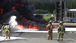 Diesel Fire