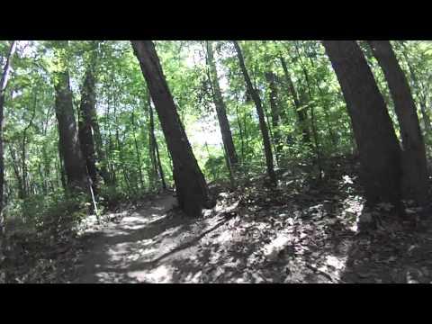 Mountain Bike Race #5 at Winona Lake Indiana NIMBA XC 2012 – Part 1 of 2