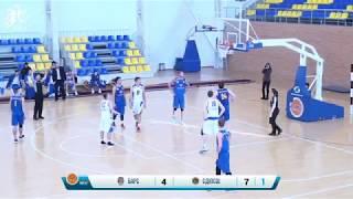 Высшая лига среди мужских команд 2018/2019 — 3 тур: «Барс» — «СДЮСШ» (03.02.19)