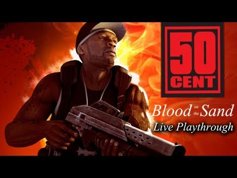 50 Cent: Blood on the Sand Let's Play (Part 1)