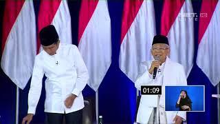 Video DEWI dan DEDI ala Jokowi - Ma'ruf, Apa ya artinya?   DEBAT FINAL PILPRES 2019 MP3, 3GP, MP4, WEBM, AVI, FLV Juni 2019