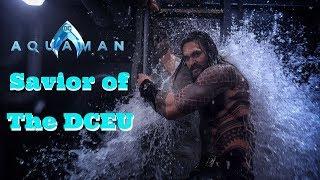 Did Aquaman Save the DCEU?