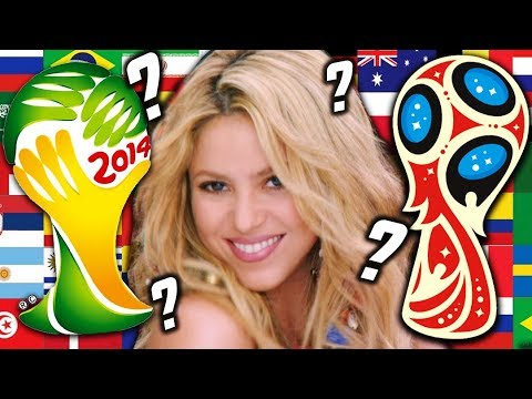 TOP 10 FIFA WORLD CUP SONGS OF ALL TIME