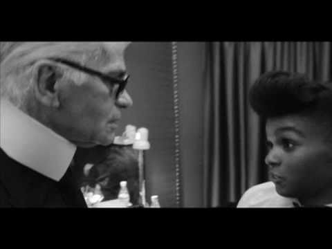 Video: Janelle Monae & Karl Lagerfeld – When Fashion Meets Music