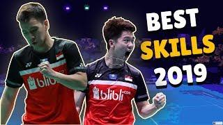 Video BEST SKILLS KEVIN SANJAYA/MARCUS FERNALDI 2019 MD (INDONESIA) MP3, 3GP, MP4, WEBM, AVI, FLV Juni 2019