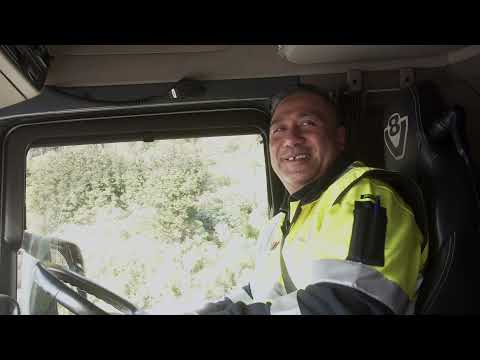 Truck driver Sola previews Transmission Gully