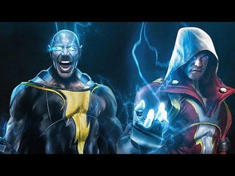 Shazam Teaser Trailer 2019 Dc's Captain Marvel Fan Made movie