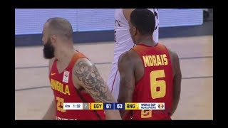 Carlos Morais: Highlights - Angola vs Egipto