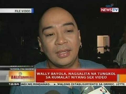 Video BT: Wally Bayola, nagsalita na tungkol sa kumalat niyang sex video download in MP3, 3GP, MP4, WEBM, AVI, FLV January 2017