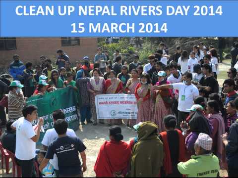 Clean up Nepal in Pictures 2014