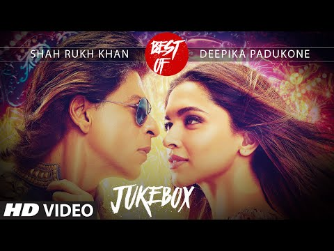 Video Best Of Shah Rukh Khan & Deepika Padukone Video Songs Collection (2015) |T-Series download in MP3, 3GP, MP4, WEBM, AVI, FLV January 2017