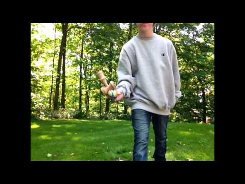 Jory Ness - Kendama Co Amateur Night Lunars