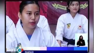 Video Aksi Paspampres Cantik yang Kawal Ibu Negara Iriana Widodo - LIS 30/04 MP3, 3GP, MP4, WEBM, AVI, FLV Desember 2018