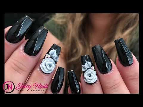 Modelos de uñas - Disenos de unas acrilicas
