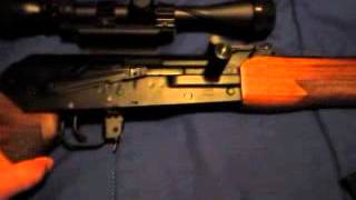 This video covers the modified Molot VEPR Rifle with a 20 inch Barrel. The items which have been added are a Tanker Style Muzzle Brake, a heavy duty sling, a...