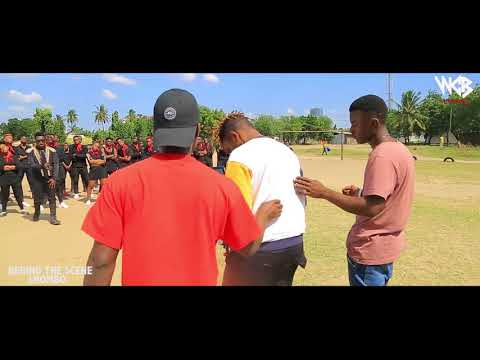 Rayvanny-Chombo Behind The Scene Part 1