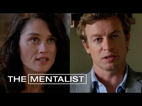 Jane vs Lisbon on Justice and Vengeance | The Mentalist Clips - S1E09