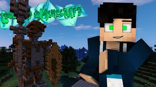 dev savaşçi heykeli   legends in minecraft  bölüm 13