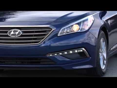 2015 Hyundai Sonata Eco – TestDriveNow.com Review by Auto Critic Steve Hammes