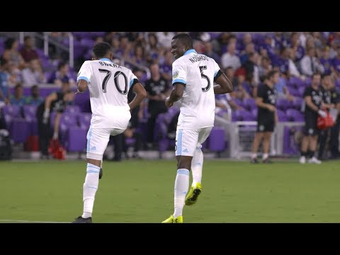 Video: Sounders clinch 10th consecutive postseason berth with win over Orlando City