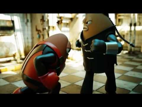 Video of Killer Bean Unleashed