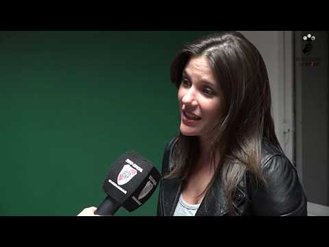 Luciana Rubinska y una nueva oportunidad para estudiar Periodismo Deportivo en River