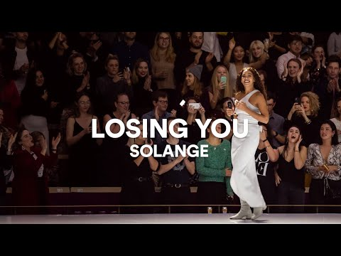 "Solange - ""Losing You"" | Live at Sydney Opera House"