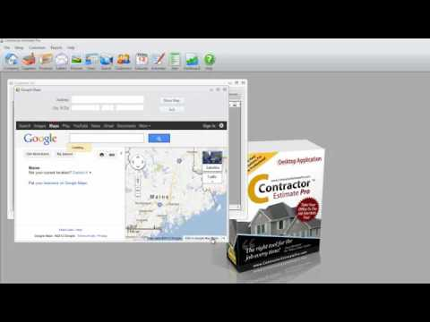 Contractor Pro Software Review - Estimate Software Contractors