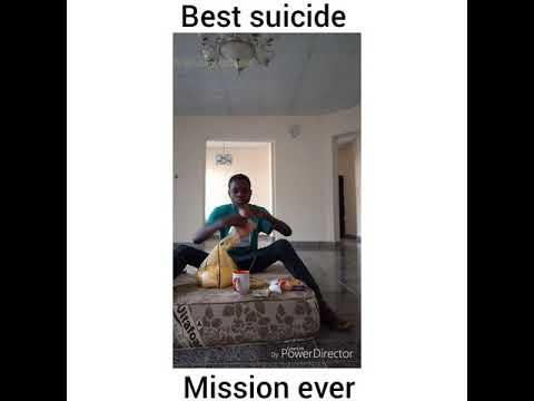 Best suicide mission (mark angel comedy) (funny_selfmade)