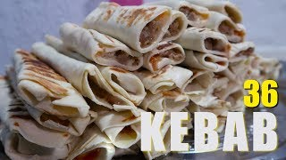 Video MUKBANG 36 Kebab Mini | Enak parah MP3, 3GP, MP4, WEBM, AVI, FLV Mei 2018