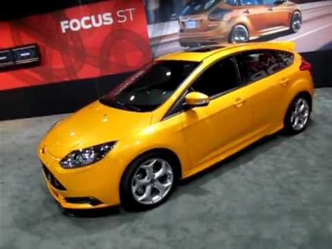 Ford Fiesta ST Confirmed to be Coming to the US